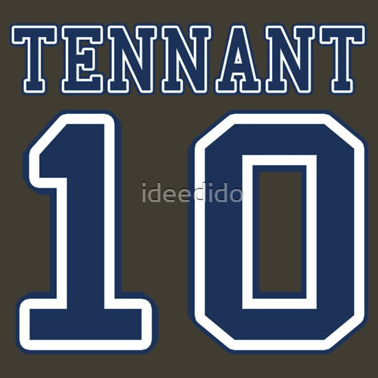 TShirtGifter presents: Team TARDIS: 10