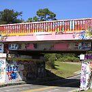 Graffiti Bridge by Purohit
