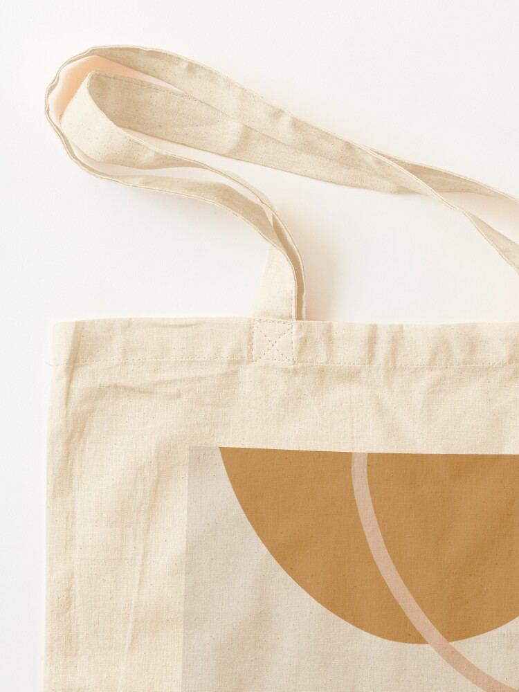Alternate view of Mid century abstract organic art Tote Bag