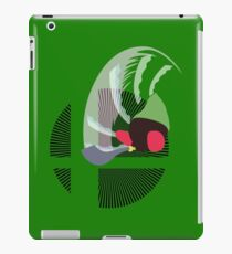 Toon Link (Kirby Hat) - Sunset Shores iPad Case/Skin