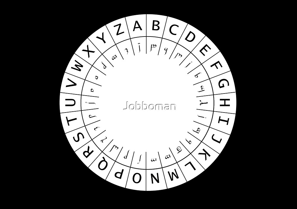 The One (Decoder) Ring by Jobboman
