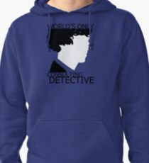 World's Only Consulting Detective Pullover Hoodie