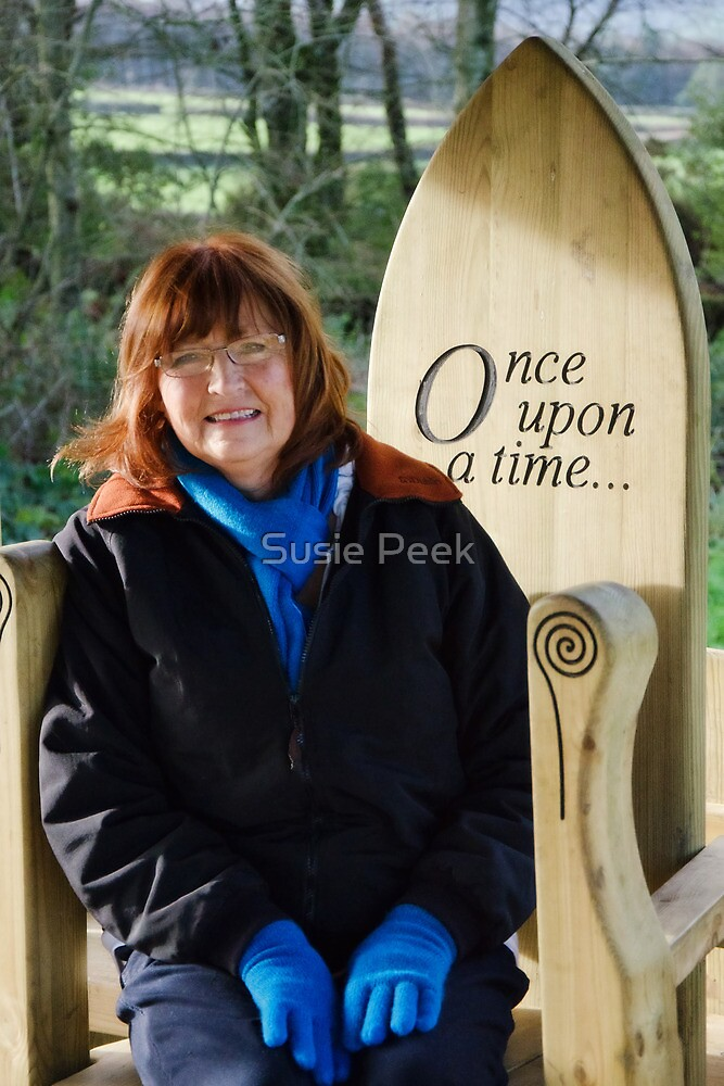 Story Book Lady :) by Susie Peek