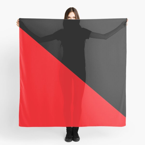 Anarcho-Syndicalism Flag - Plain and Simple Scarf