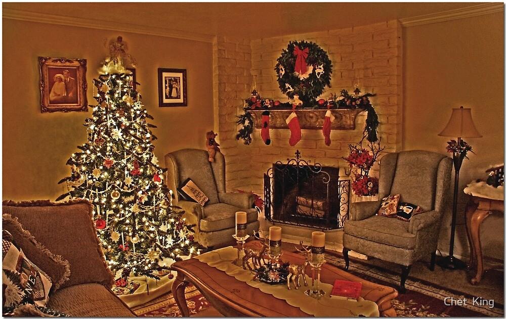 Tis The Season by Chet  King