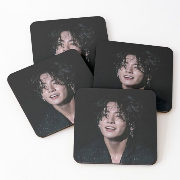 BTS - JUNGKOOK Coasters (Set of 4)