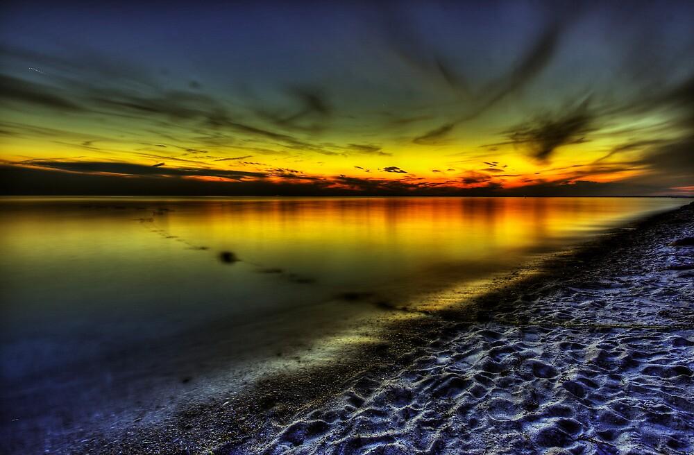 Cape Cod Sunset by IraMusty