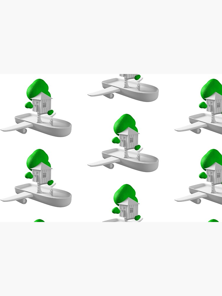 Tree House Boat by rickardarvius