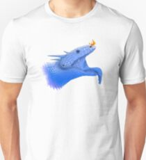 Blue Tongue Dragon Unisex T-Shirt