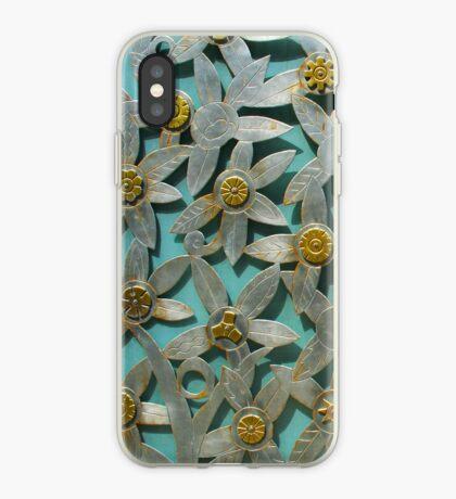 Metallic Garden - iPhone Case iPhone Case
