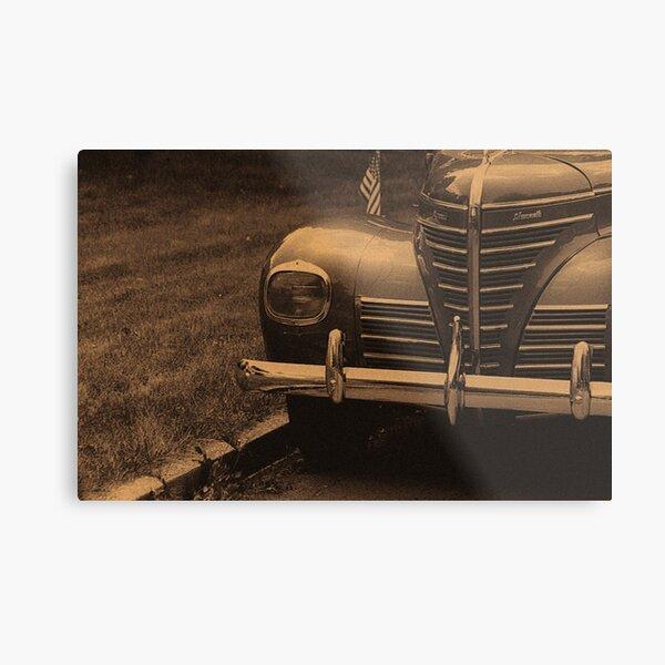 Cars 10 Metal Print