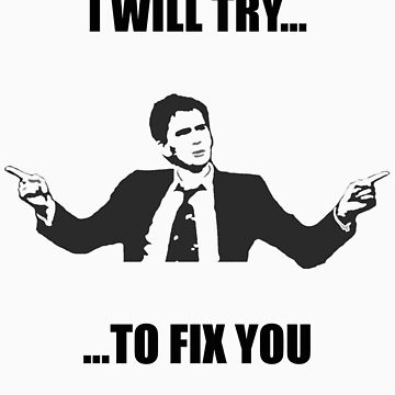 David Tennant: Fix You by drteokan