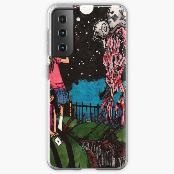 Psychedelic Crustaceans Samsung Galaxy Soft Case