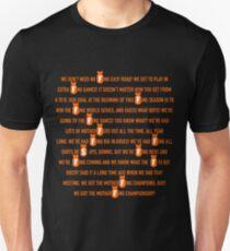 Pence Speech T-Shirt