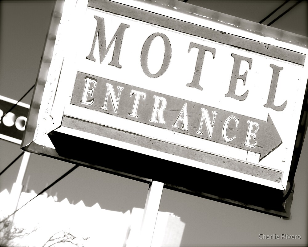 Motel Private by Charlie Rivero