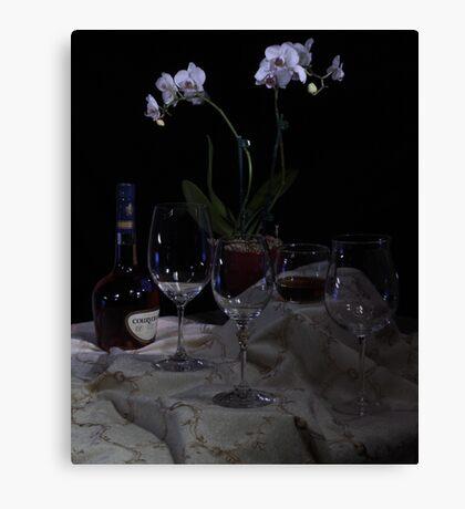 Cognac wins  Canvas Print