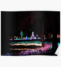Honor Heights Park Musical Trees Poster