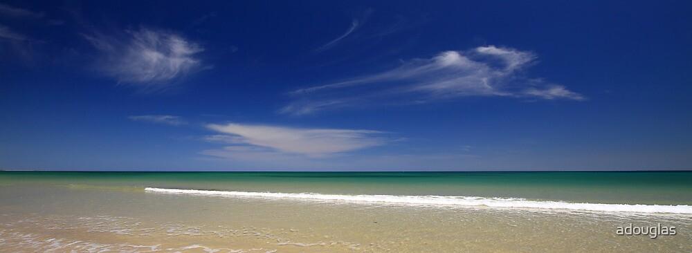 somerton beach paridise by adouglas