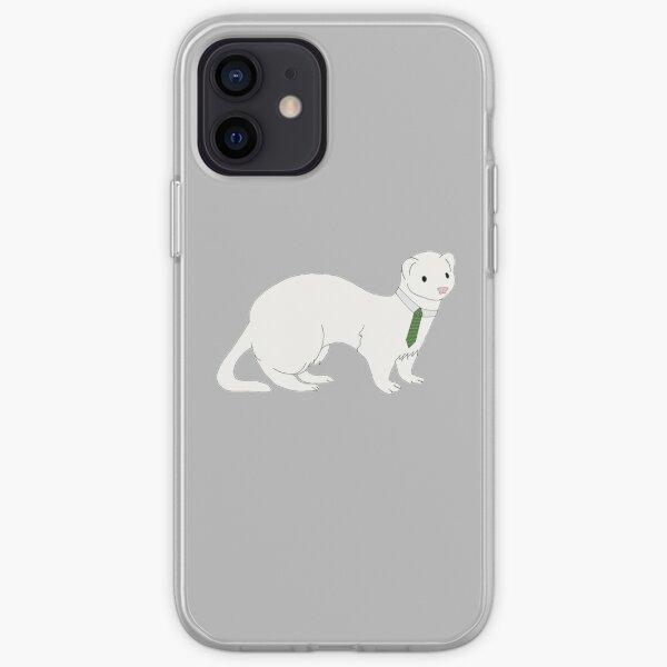 Draco Malfoy en furet Coque souple iPhone