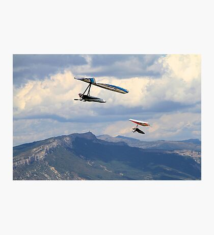 Chabre 'Flypast' Photographic Print