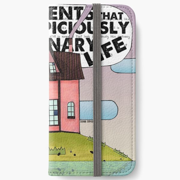 Ordinary Life iPhone Wallet