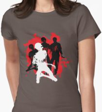 Decaying Zombies Women's Fitted T-Shirt