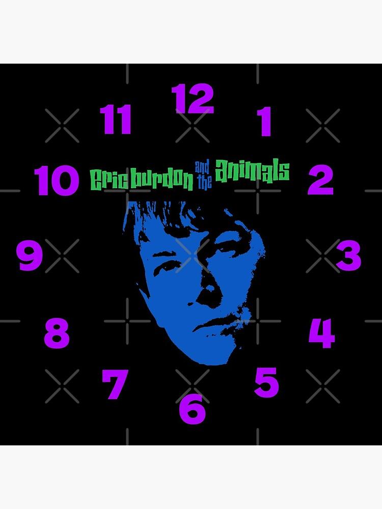Eric Burdon & The Animals by Pop-Pop-P-Pow