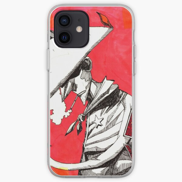 Cowboy (Volatile) iPhone Soft Case