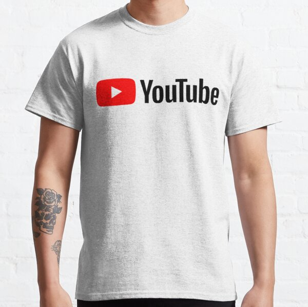 Youtube Classic T-Shirt