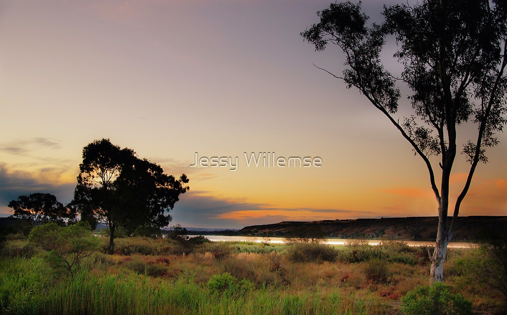 Murray river by Jessy Willemse