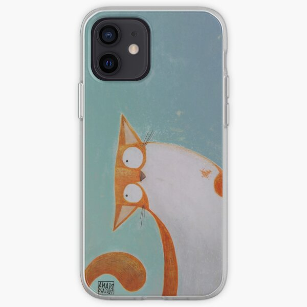 Meow iPhone Soft Case