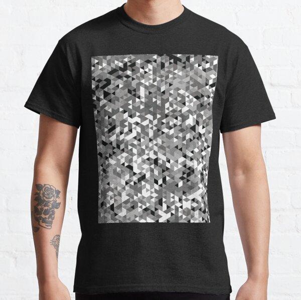 Chromatic Multicolor Triangles - 4 Classic T-Shirt
