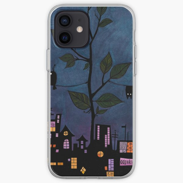 Birds and Bats iPhone Soft Case