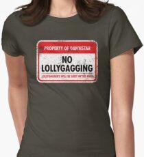 Dawnstar Municipal Ordinance Women's Fitted T-Shirt