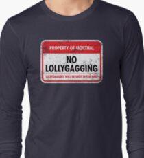 Morthal Municipal Ordinance Long Sleeve T-Shirt