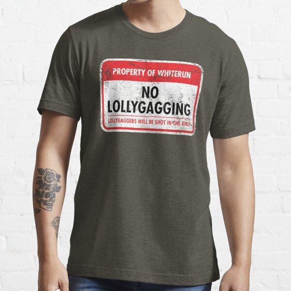 Whiterun Municipal Ordinance Essential T-Shirt