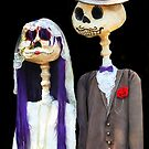 DAY OF THE DEAD #6... THE WEDDING by Heather Friedman
