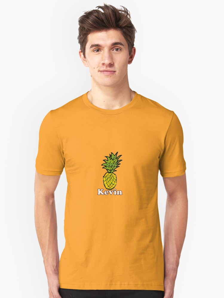 Kevin the Pineapple Unisex T-Shirt Front