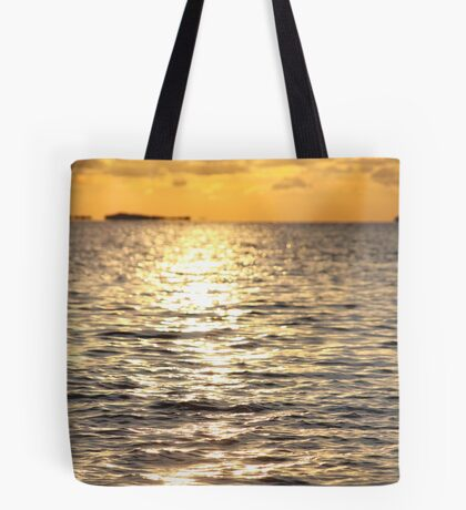 Sunset near Lysekil Tote Bag