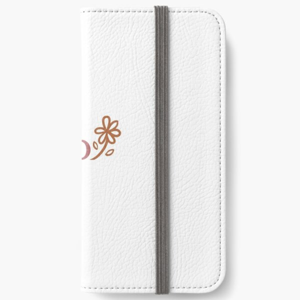 hdb white iPhone Wallet