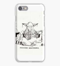 Wilhelmina Woolyspinner iPhone Case/Skin
