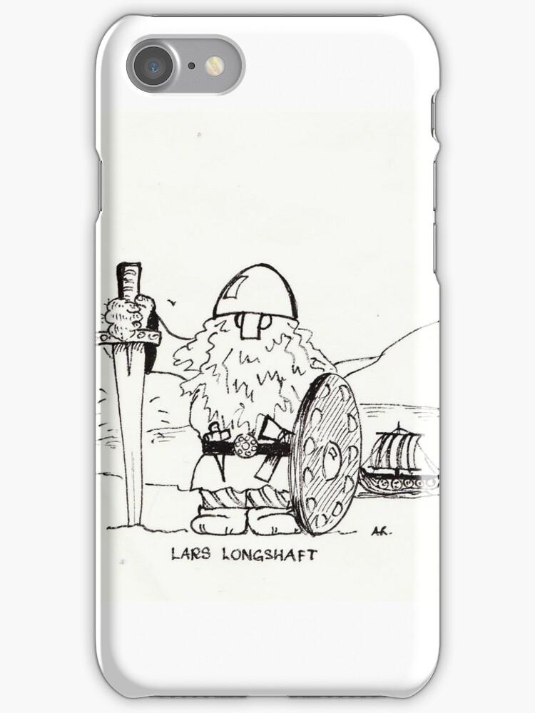 Lars Longshaft by Redbarron