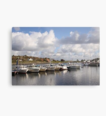 South Koster harbour Metal Print