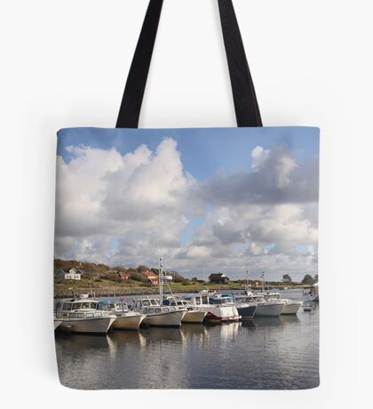 South Koster harbour Tote Bag