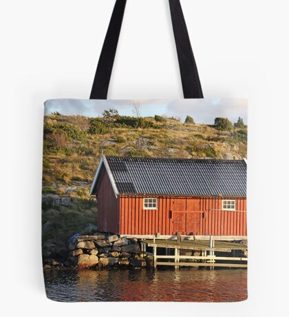 South Koster boathouse Tote Bag