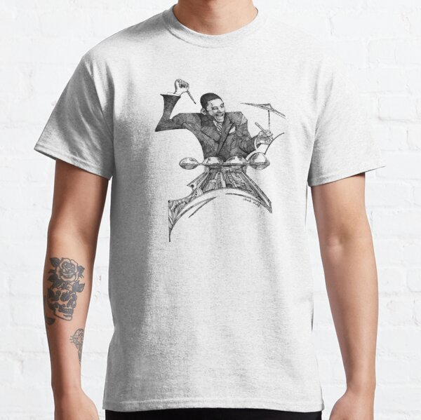 Swing Jazz Drummer, Chick Webb Classic T-Shirt