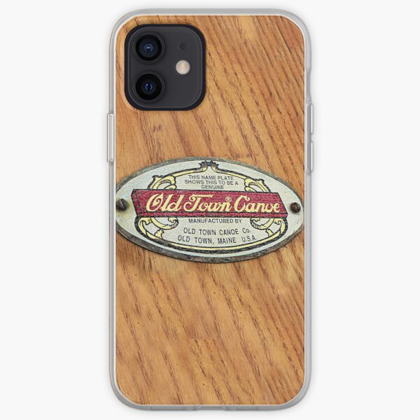Old Town Canoe iPhone case iPhone Soft Case