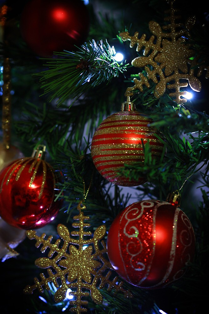 Christmas by Keith G. Hawley