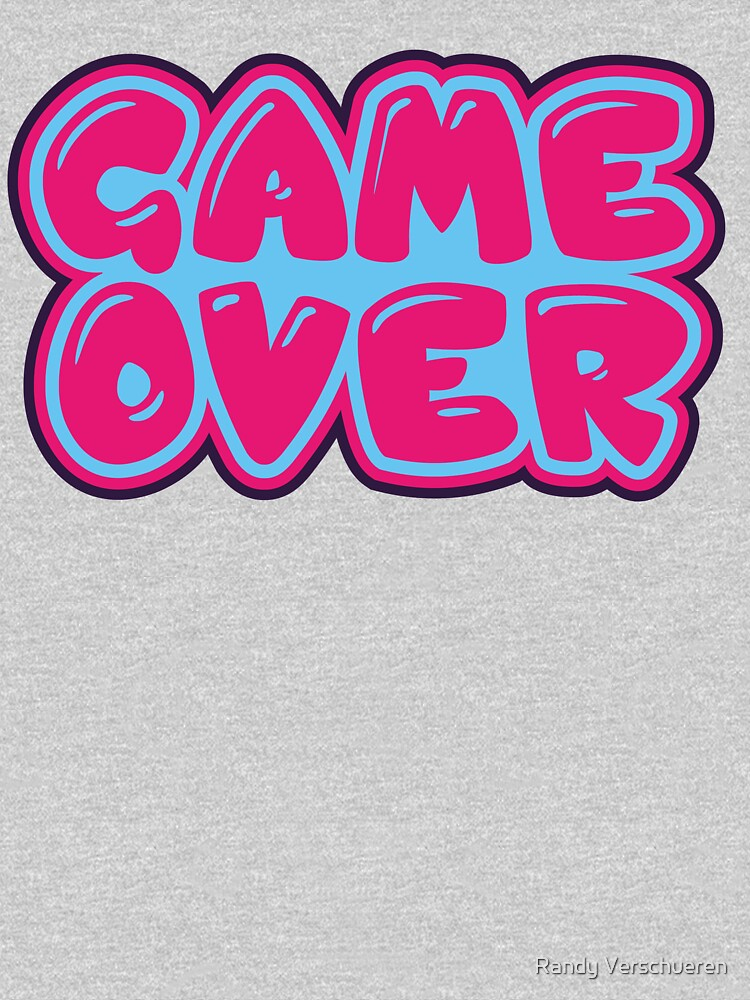 Game Over by vieke