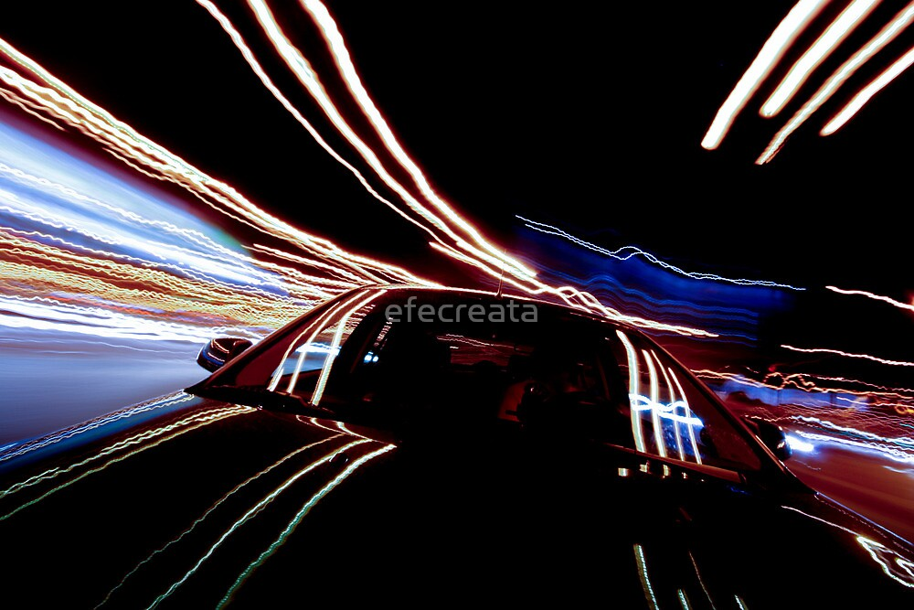 Timelapse & Light Painting Photography by efecreata